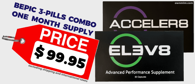 bepic 3 pill system prices