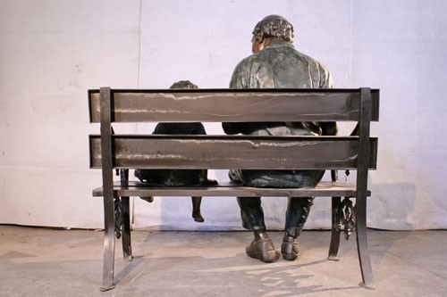 Grandfather Bench