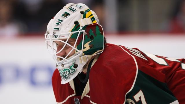 weekend update Wild G Josh Harding earns NHL's Bill Masterton Trophy
