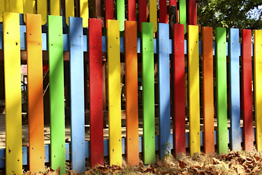 21 Best Wood Fence Ideas, Designs, Pictures in 2020 | Own ... on Gate Color Ideas  id=25784