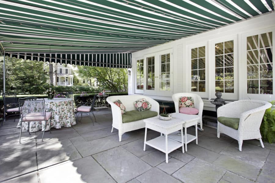 15 Enclosed Patio Ideas to Revamp Your Outdoor Experience 2020 on Inclosed Patio Ideas  id=86555