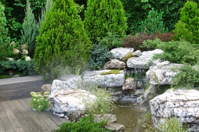21 Amazing Rock Garden Ideas to Inspire! {Updated 2019 with Pictures} 40