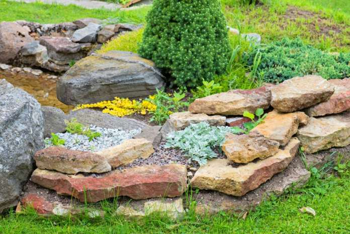 21 Amazing Rock Garden Ideas to Inspire! {Updated 2019 with Pictures} 1