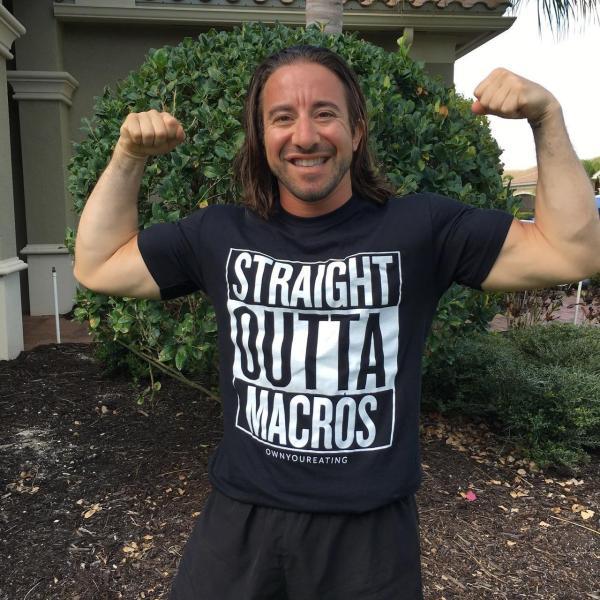 Straight Outta Macros - Men