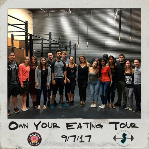 CrossFit Paradise Tour photo