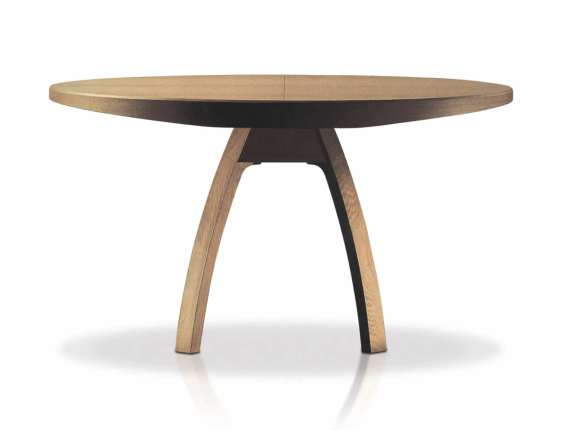 table bramante in natural oak