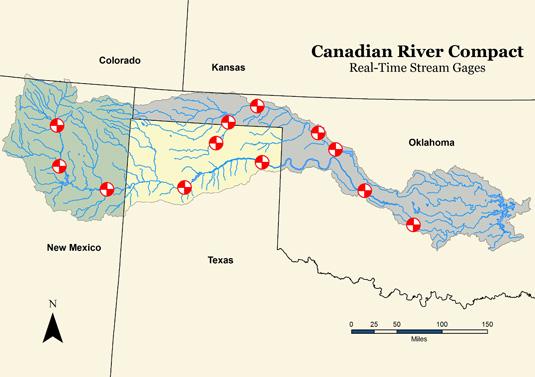 Oklahoma Drought Map Texas