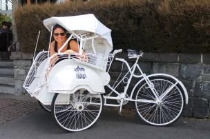Auckland: Wo ist jetzt mein Rikscha-Fahrer?