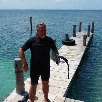 Mexiko, Isla Mujeres: Start meiner Open Water Scuba Diver Ausbildung