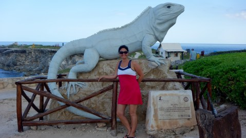 Mexiko, Isla Mujeres, Punta Sur