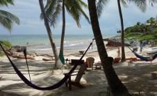 Mexiko, Tulum, Eco-Lodge Diamante K: Unser kleiner, feiner Strand