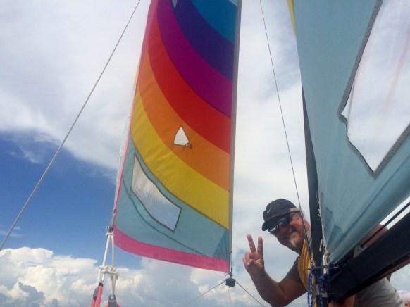 Mexiko, Laguna Bacalar: Alle an Bord?