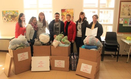 Oxbridge Academy Visits the Stellenbosch Night Shelter