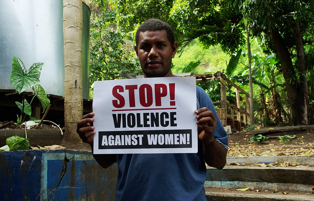 The International Day for the Elimination of Violence Against Women