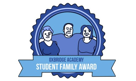 Congratulations to the Oxbridge Academy Student Family Award Winners!