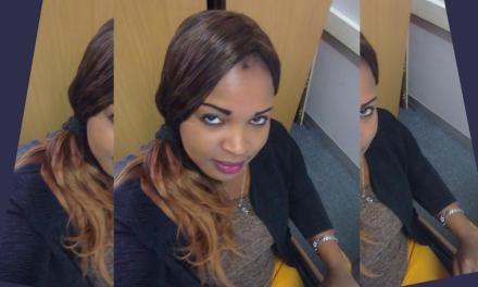 Introducing a star student! Kedibone Guza
