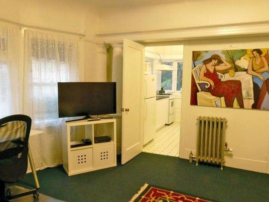 Rental apartment Berkeley