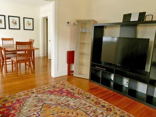 1701 one-bedroom apartment, Oxford Property Management, Berkeley CA