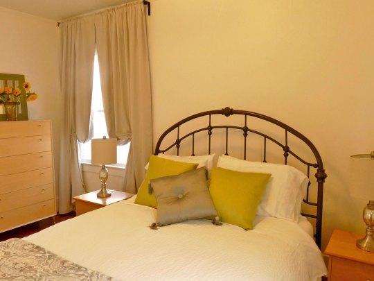 Bedroom, Apartment 1707, Oxford Property Management, Berkeley CA