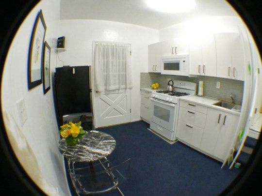 Oxford Apartments, The Pad, Dining area, kitchen