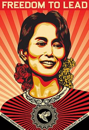 Aung San Suu Kyi: Embodying the People's Dream