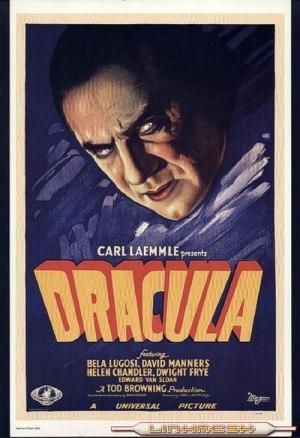 Dracula: Scorpio perchance?