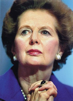 Thatcher's Legacy, Saturn and Iron
