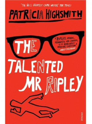 Talented Mr Ripley cover