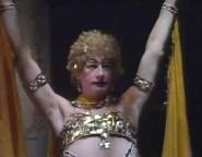John Hurt as Caligula in I, Claudius.
