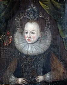 Anna III, Princess-Abbess of Quedlinberg. Do not mess with this woman!