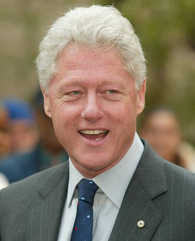 Bill Clinton, Sun in Leo, Libra Rising, Venus in Libra