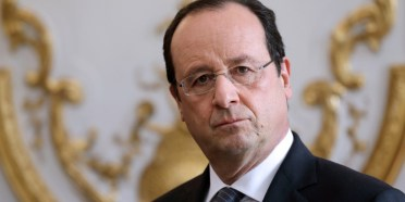 Two-timing French president Francois Hollande, Gemini Rising (!), Leo Sun