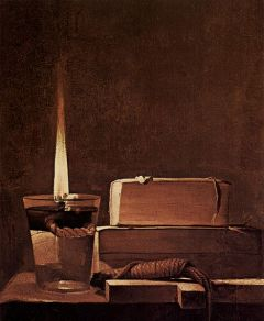 Magdalene with the Smoking Flame, Georges de Latour