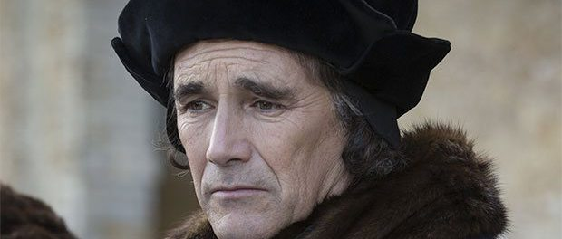 Mark Rylance as Thomas Cromwell in Wolf Hall