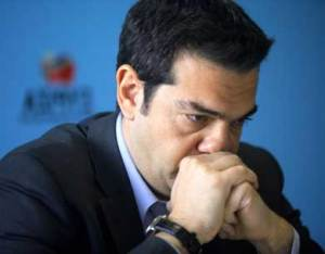 Greece's Alexis Tsipras Dreams Big