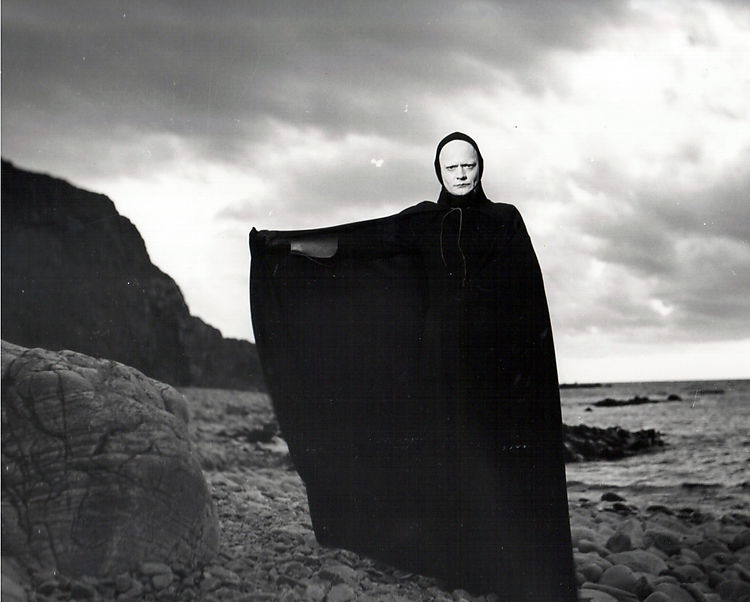 Death in Ingmar Bergman's Seventh Seal, made in 1957, two Saturn in Sag's agp