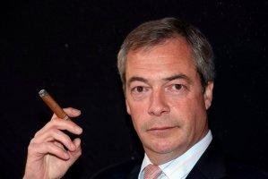 UK Election: Nigel Farage