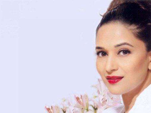 Indian mega-star Madhuri Dixit. Taurus Sun, no birth time
