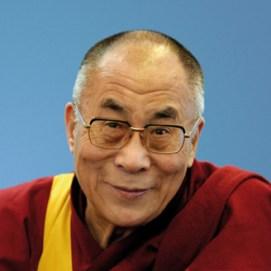 The Dalai Lama, Cancer Sun and Cancer Rising. Sun on the Ascendant