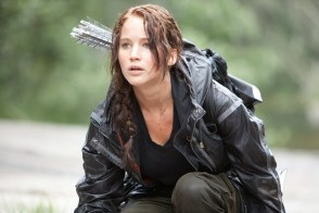 Katniss Everdene in the Hunger Games, a reluctant warrior born into slavery. Played by Jennifer Lawrence (Pluto in Scorpio)