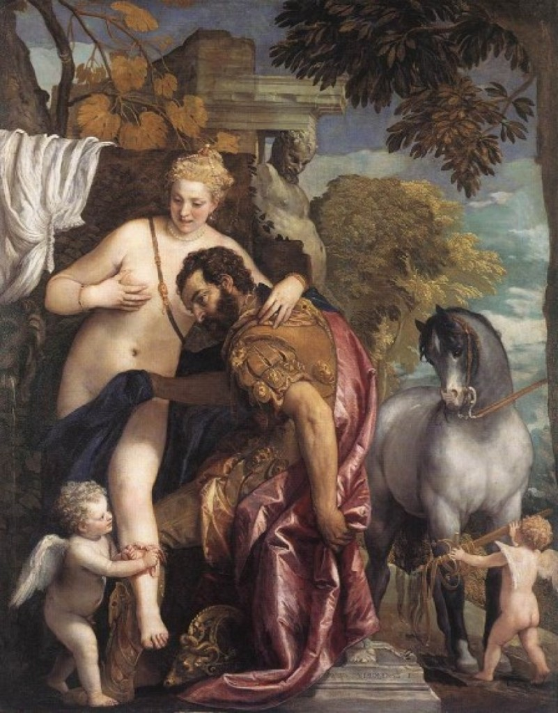 Paolo Veronese - United by Love
