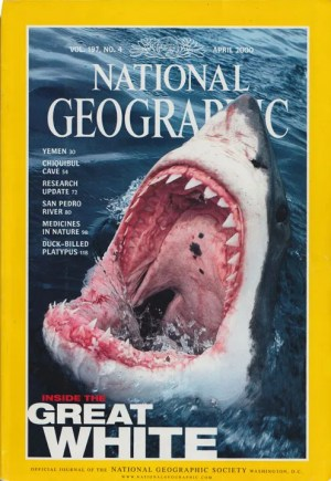 National Geographic: Swallowed By A Great White Shark