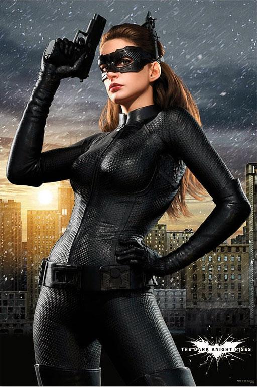Anne Hathaway as Catwoman. Scorpio Sun, Sagittarius Rising