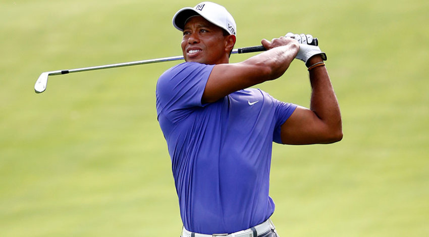 Tiger Woods. The greatest golfer ever? I wouldn't know, but he looks super. Sun in Capricorn, Virgo Rising.