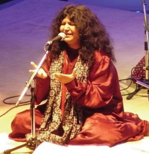 In The Key Of Pisces: Abida Parveen