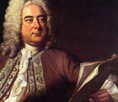 In The Key Of Pisces: Handel