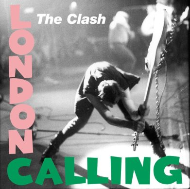 "Paul Simonon, bass player with legendary British punk band The Clash, smashes his guitar in 1979. Here's what he said about it afterwards: ""The show had gone quite well, but for me inside, it just wasn't working well, so I suppose I took it out on the bass. If I was smart, I would have got the spare bass and used that one, because it wasn't as good as the one I smashed up."" The photograph on this cover is by Pennie Smith"