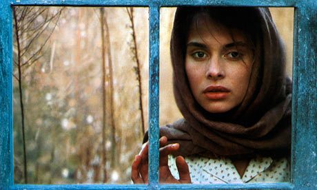Nastassja Kinski. Aquarius Sun. Here she is as Tess.