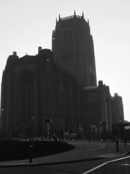 Anglican Cathedral Liverpool.