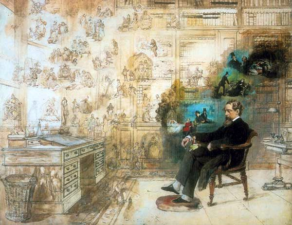 Dickens Dream — Robert Buss